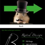 Rated Design Promotional Flyer by Andreas Strauss