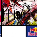 Red Bull Artwork by Andreas Strauss