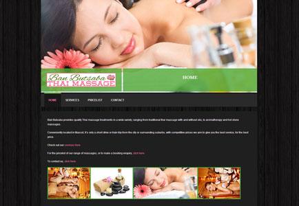 Banbutsaba Thai Massage Mascot