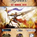 Australian Seasonal : Heroes of Newerth Tournament Sponsorship Main Poster