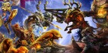 Australian Seasonal : Heroes of Newerth Tournament Digital Poster