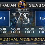 Australian Seasonal : Heroes of Newerth Tournament Score Screen