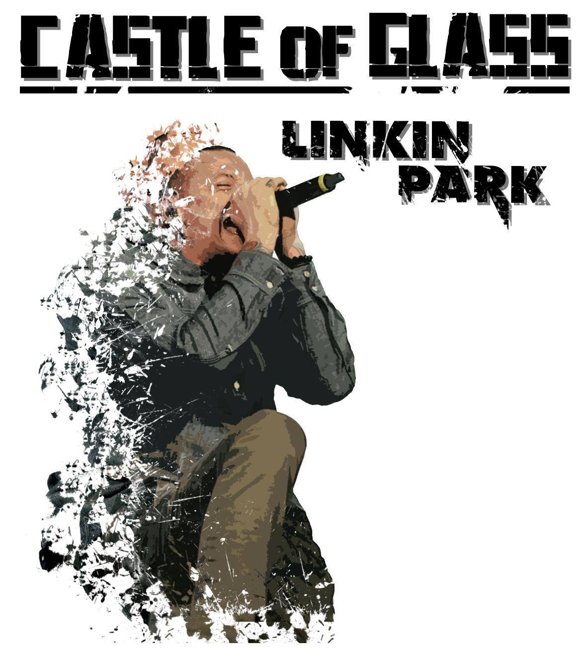 cd linkin park castle of glass
