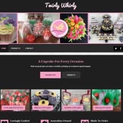 Twirly Whirly Cupcakes