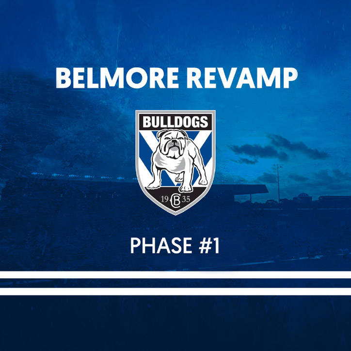 Revamping the iconic Belmore Sports Ground